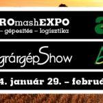 AgroMashExpo és AgrárgépShow 2014. Budapest