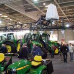Vajdasági gazdák az AgroMashExpon Budapesten valamint az AgrárgépShow kiállításon Etyeken