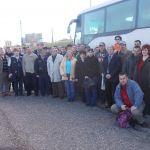 Vajdasági gazdák az AgroMashExpon Budapesten
